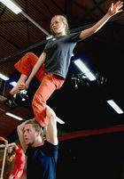 at a circus rehearsal5