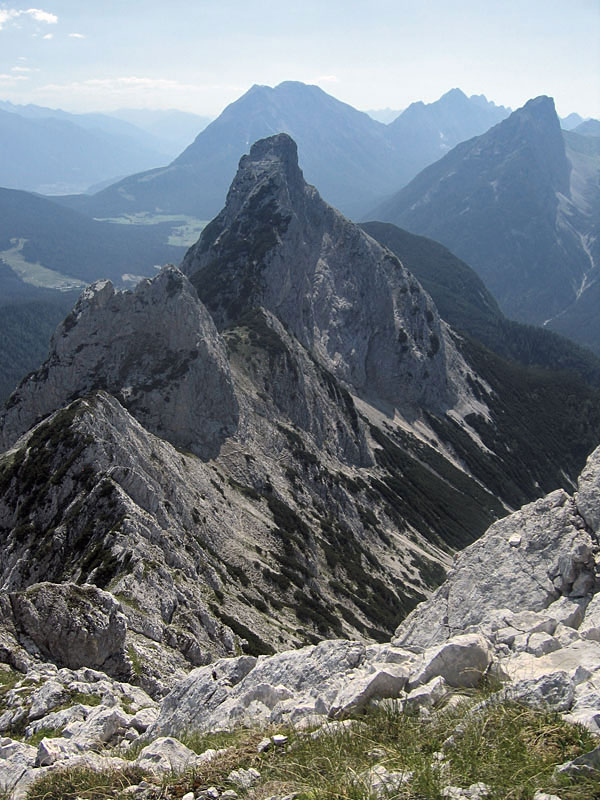 at Grosse Arnspitze