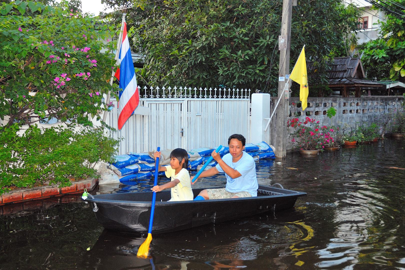 At our home Bangkok, Chatuchak in November 2011