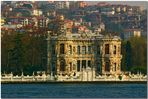 At the Asian shore of the Bosphorus