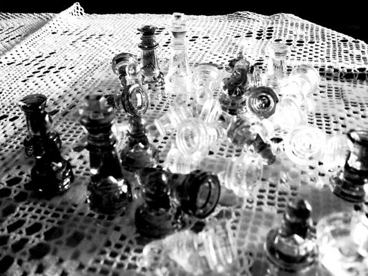 At the end of chess game