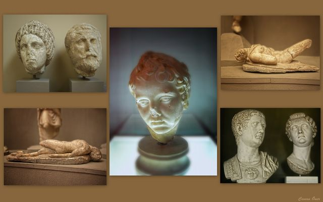 At The Ephesus Museum...