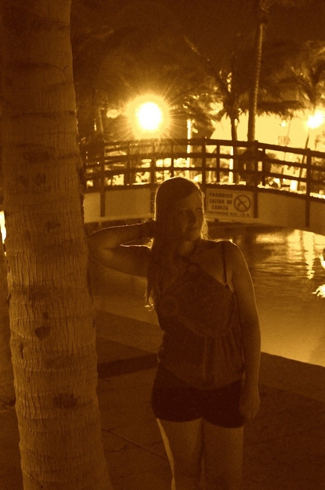 At The Pool I