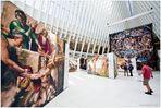 At the WTC No.3 - Sneak-Peeking Michelangelo in the Oculus