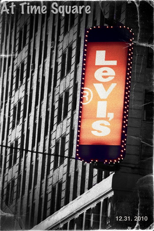 At Times Square, NYC
