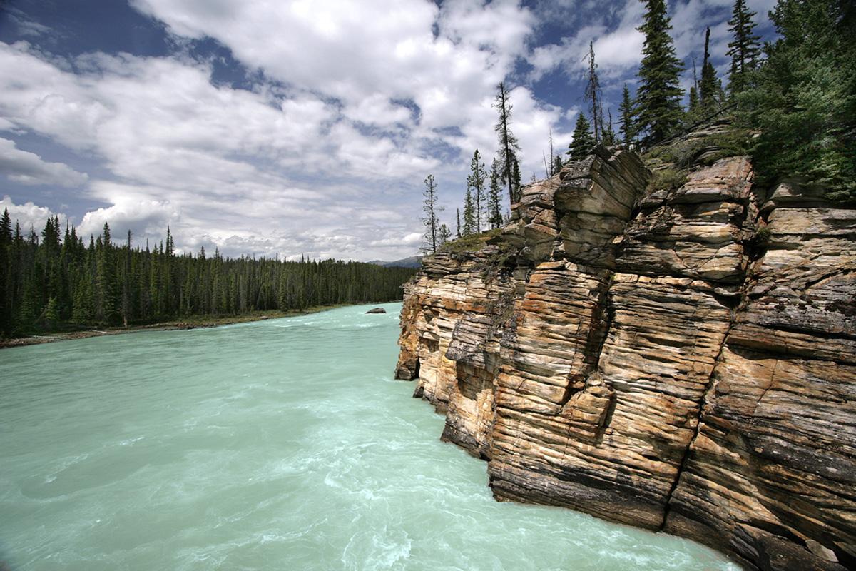 Atabasca River Canada