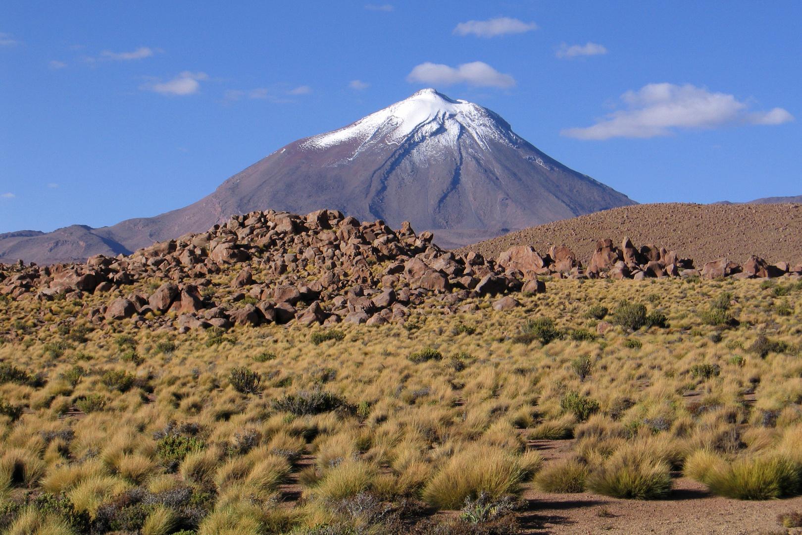 Atacama Hochland Chile