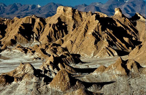 Atacama ... Valle de la Luna