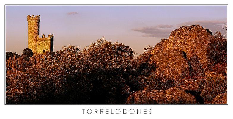 Atalaya von Torrelodones (Madrid, Spanien)