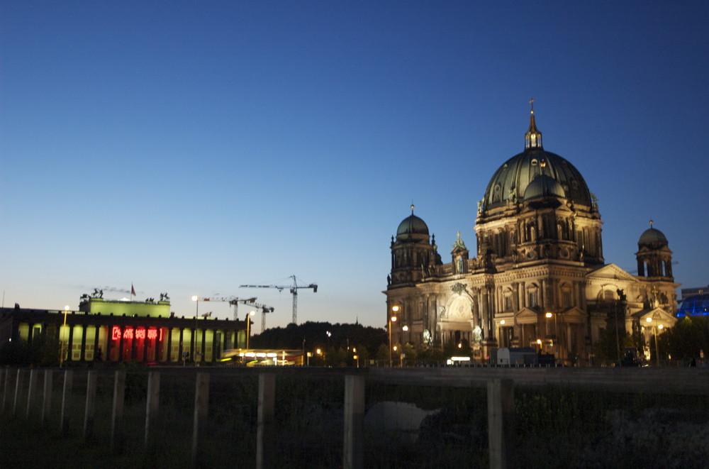 Atardecer Berlines.