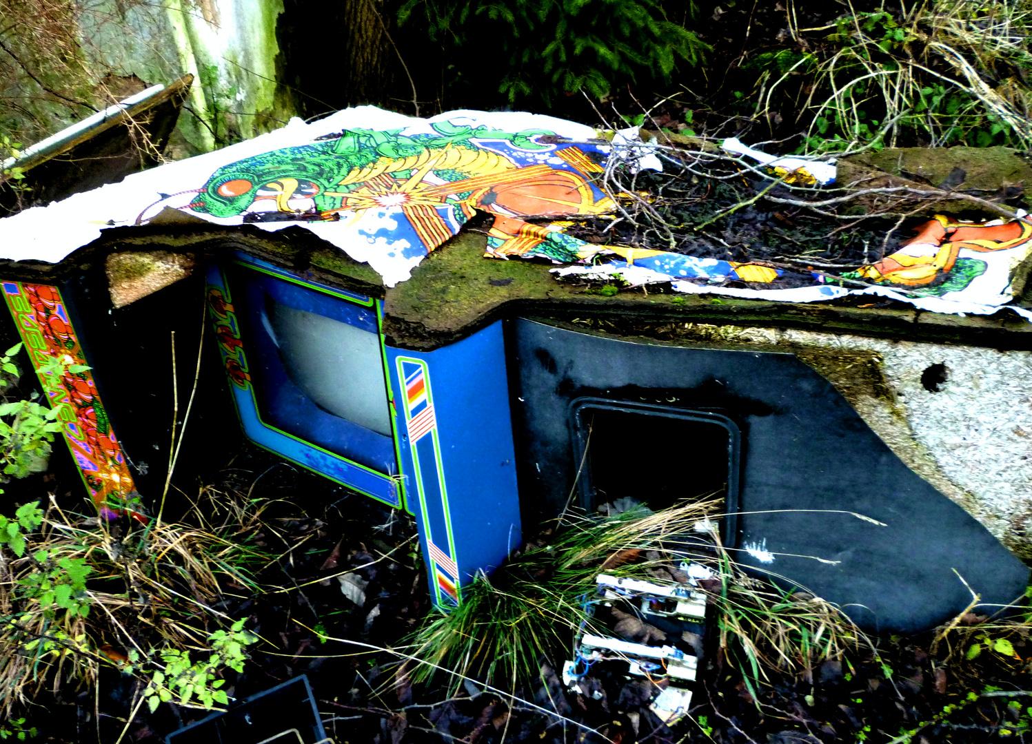 Atari- Spass.....