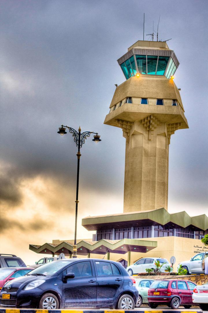 ATC, Salalah, Oman