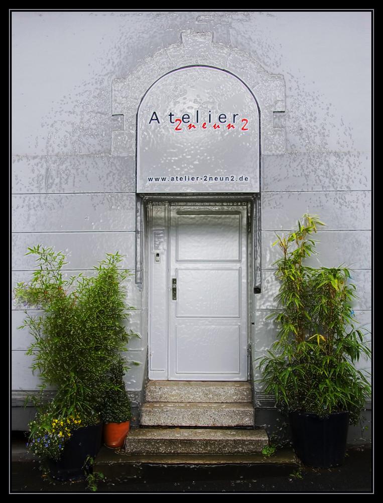 Atelier 2neun2 - Entrance