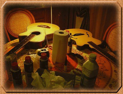 Atelier Guitare