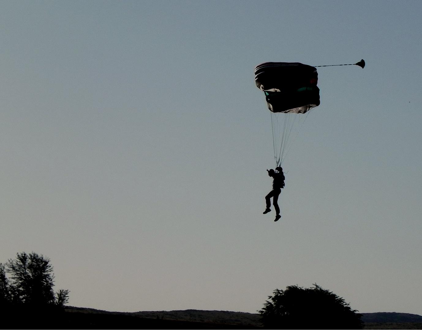 Aterrizando