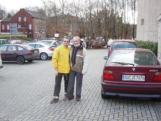 ATG-Winterlauf vom 14.12.2003 in Aachen über 18 km