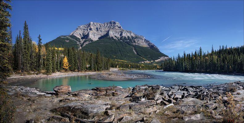 Athabasca River...