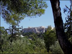 Athen - Akropolis 2