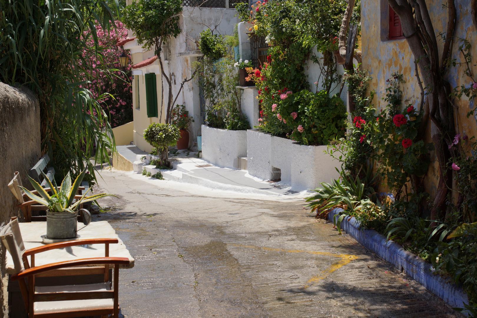 Athen - Anafiotika