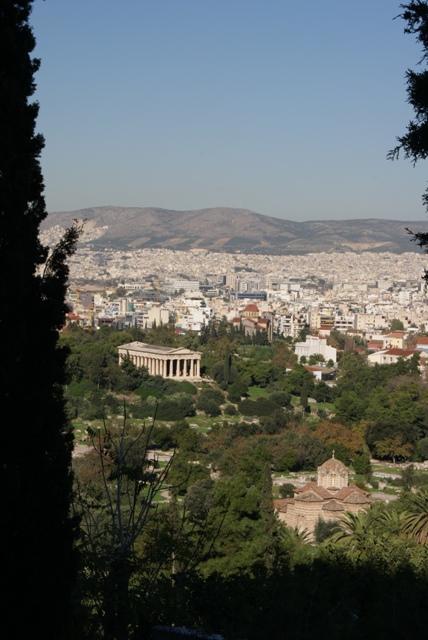 Athen November 2009