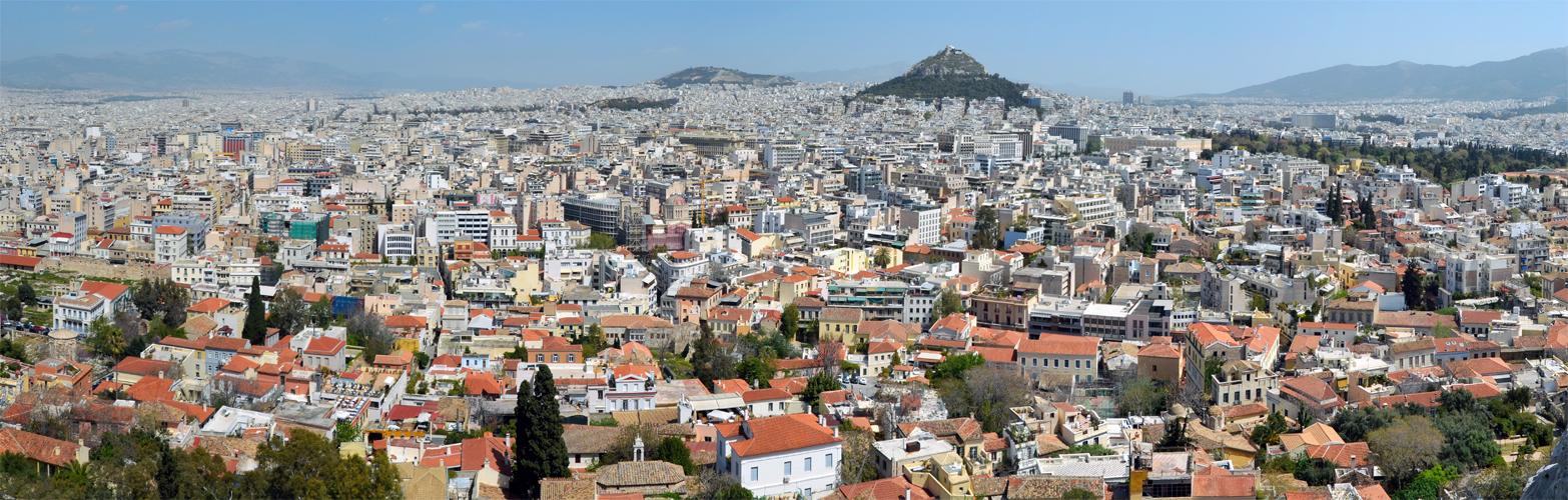 Athen Panorama