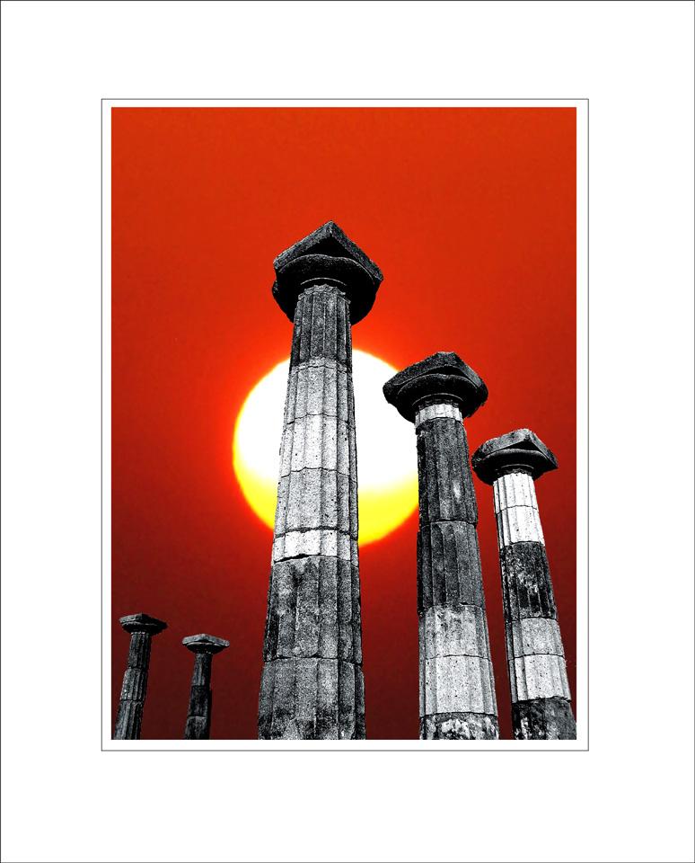 Athene Tempel Assos