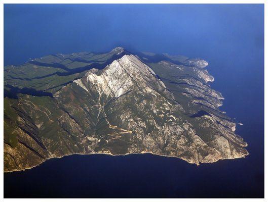 Athos the Holy Mountain