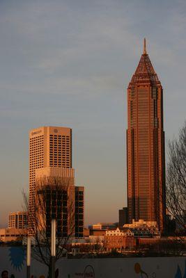 Atlanta, Bank of America