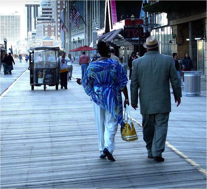 Atlantic City Board Walk