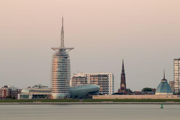 Atlantic Hotel Sail City und Klimahaus