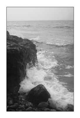 Atlantik bei Ballyvaughan