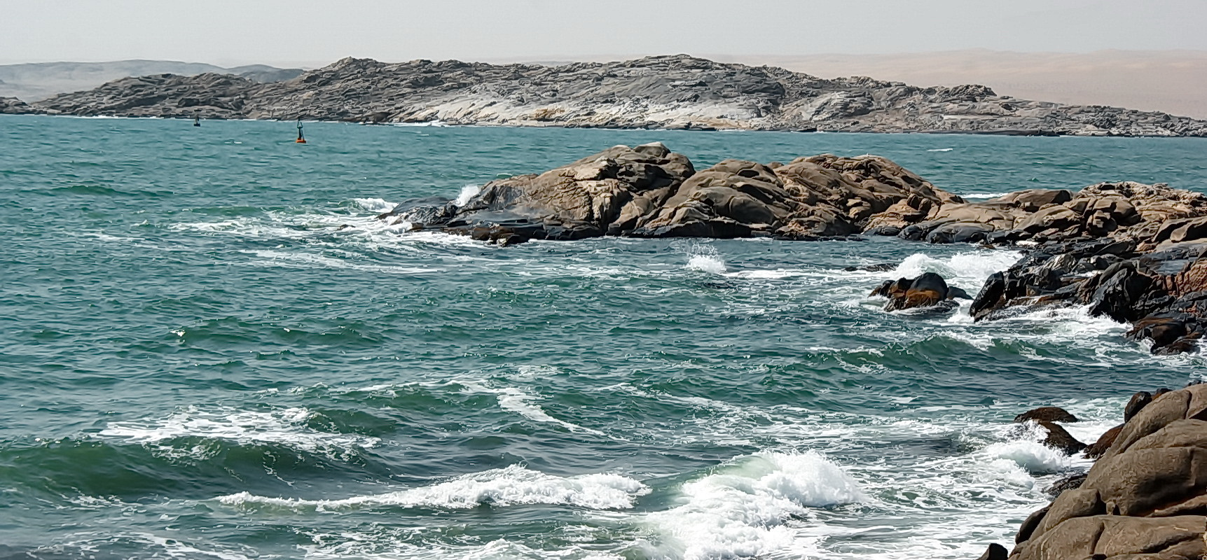 Atlantik-Küste bei Lüderitz