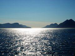 Atlantikblick auf dem Moldefjord