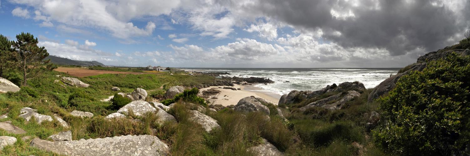 Atlantikküste im Norden Portugals