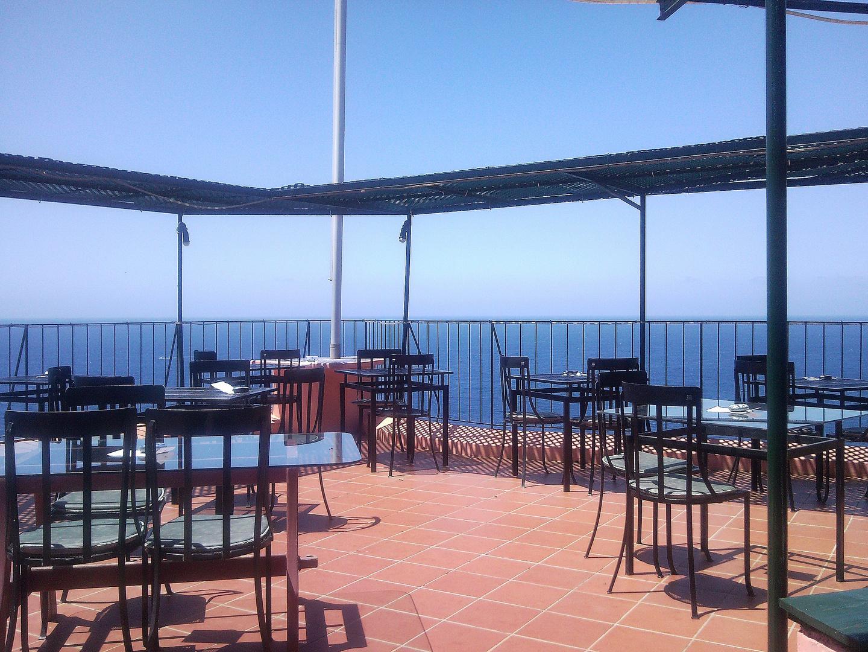 Atlantikterrasse auf Madeira