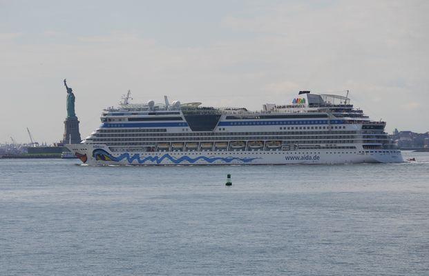 Atlantiküberquerung Hamburg - New York