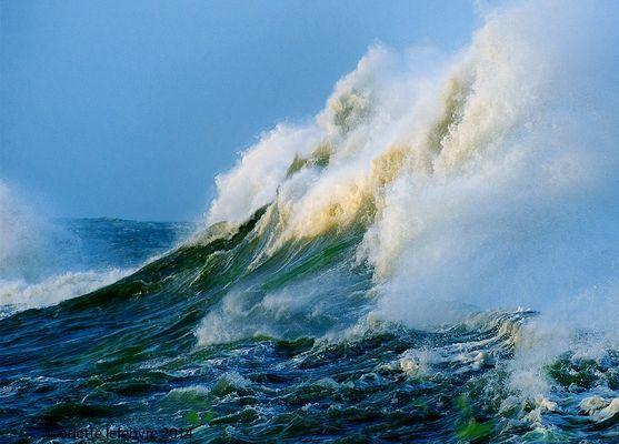 Atlantique cet après midi