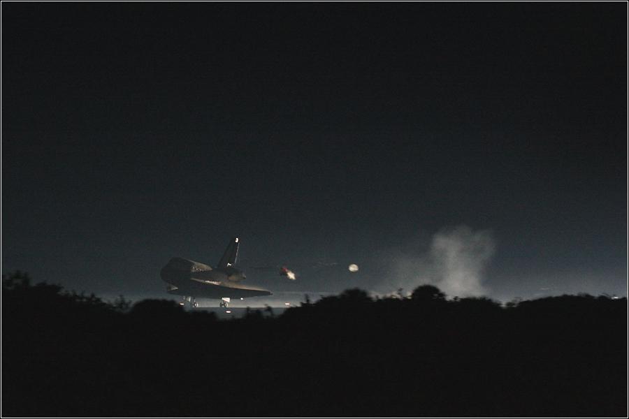Atlantis Touch-Down