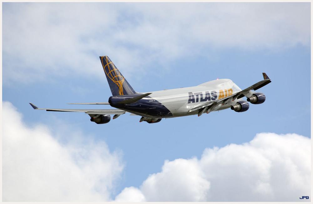 Atlas Air 747-400F