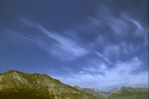 Atlasgebirge bei Beldibi, TR