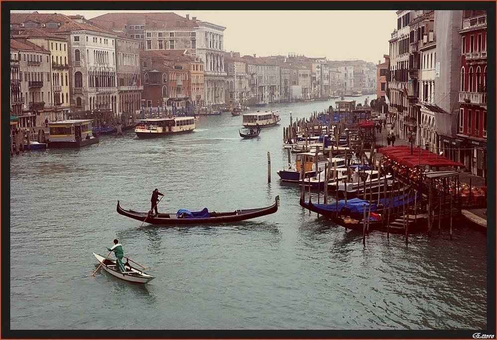 Atmosfere veneziane