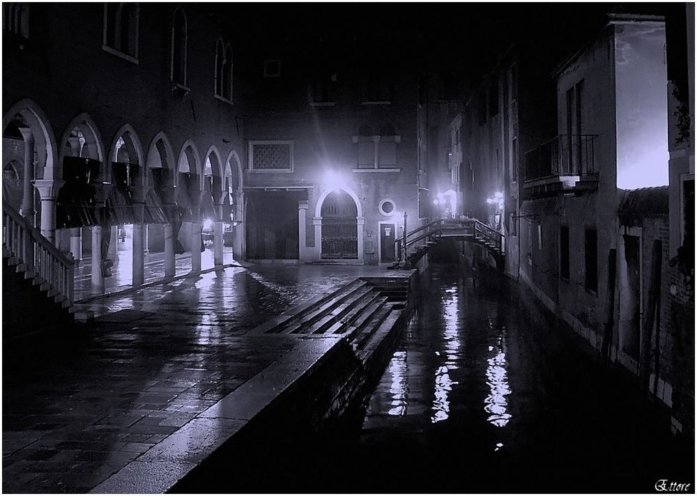 Atmosfere veneziane.