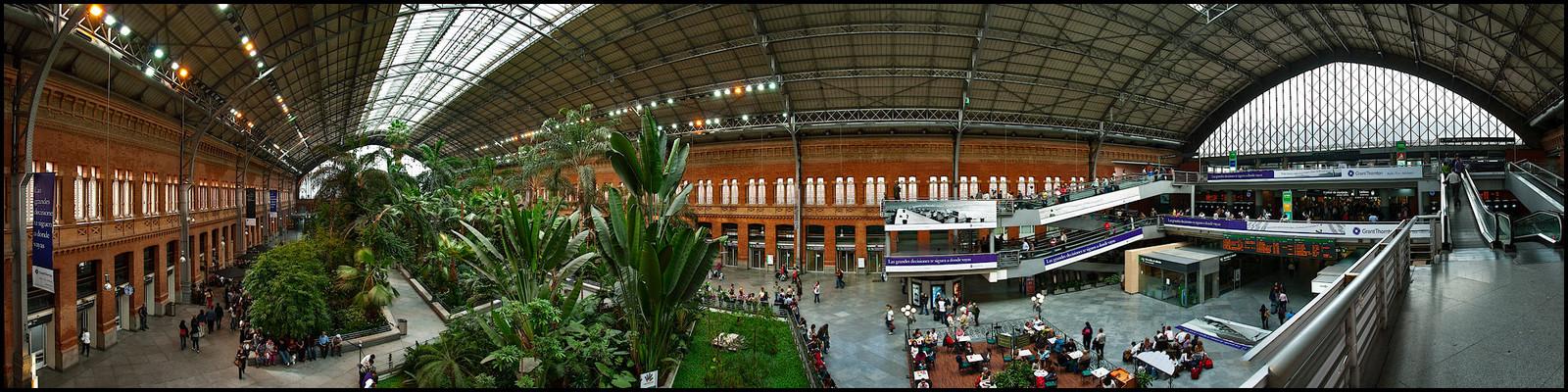 Atocha Bahnhof, Madrid #2