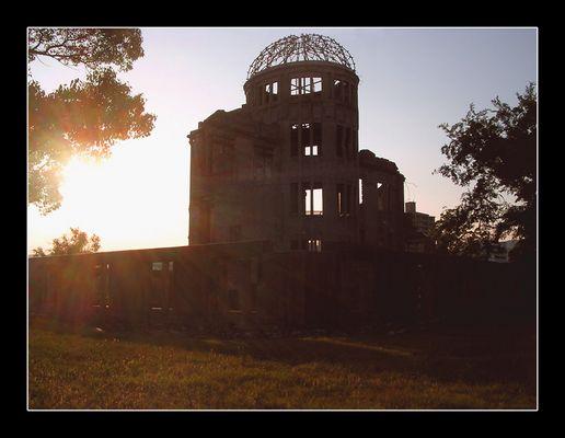 """Atombombendom"" in Hiroshima"