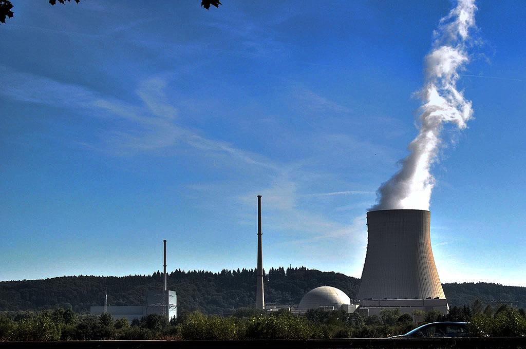 Atomkraftwerk Isar/Ohu 2