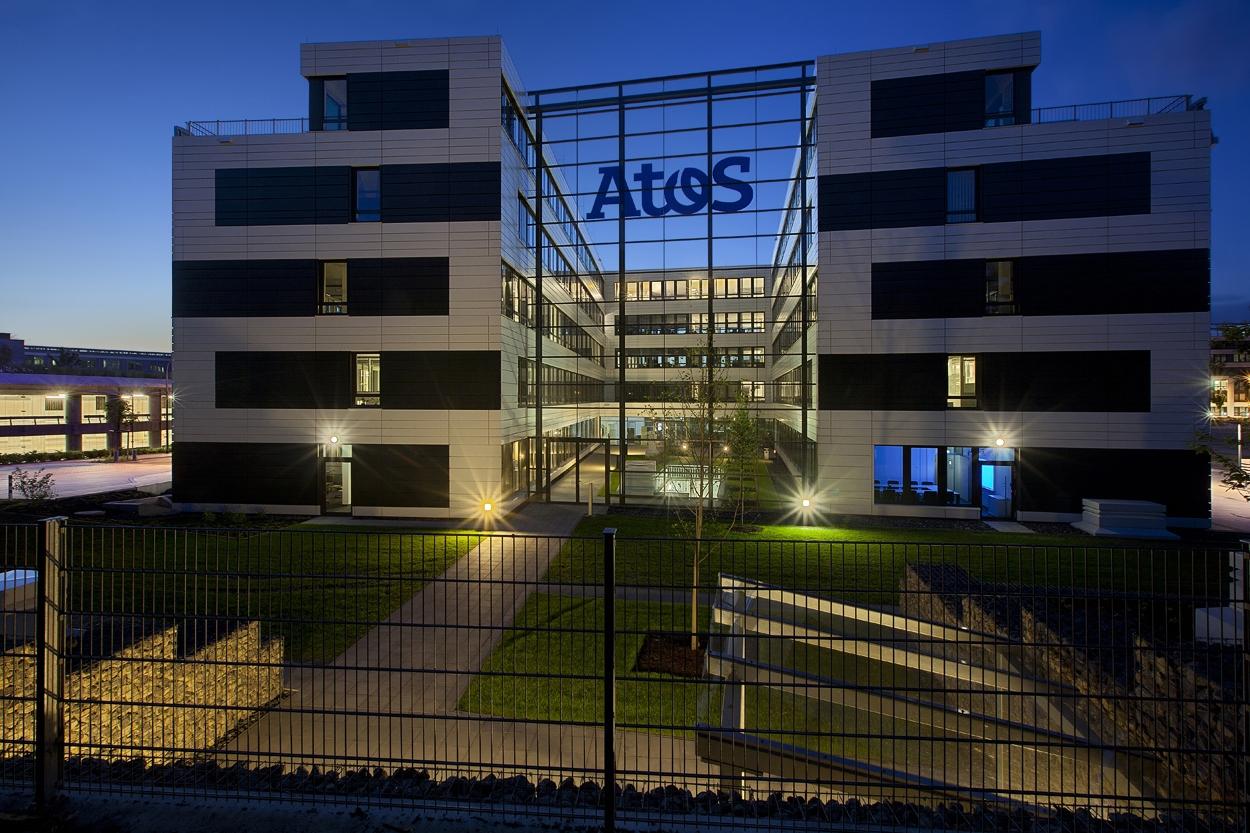 Atos - Geschäftssitz Deutschland VIII