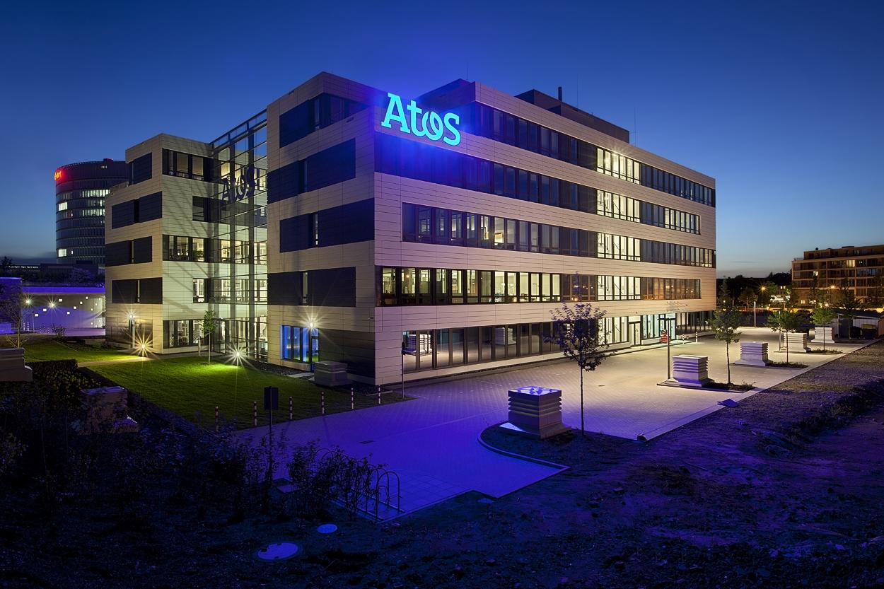 Atos - Geschäftssitz Deutschland X