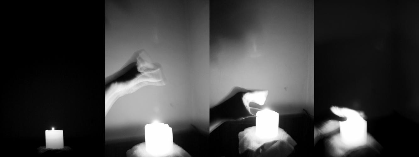 Atrapador de luz y tiempo