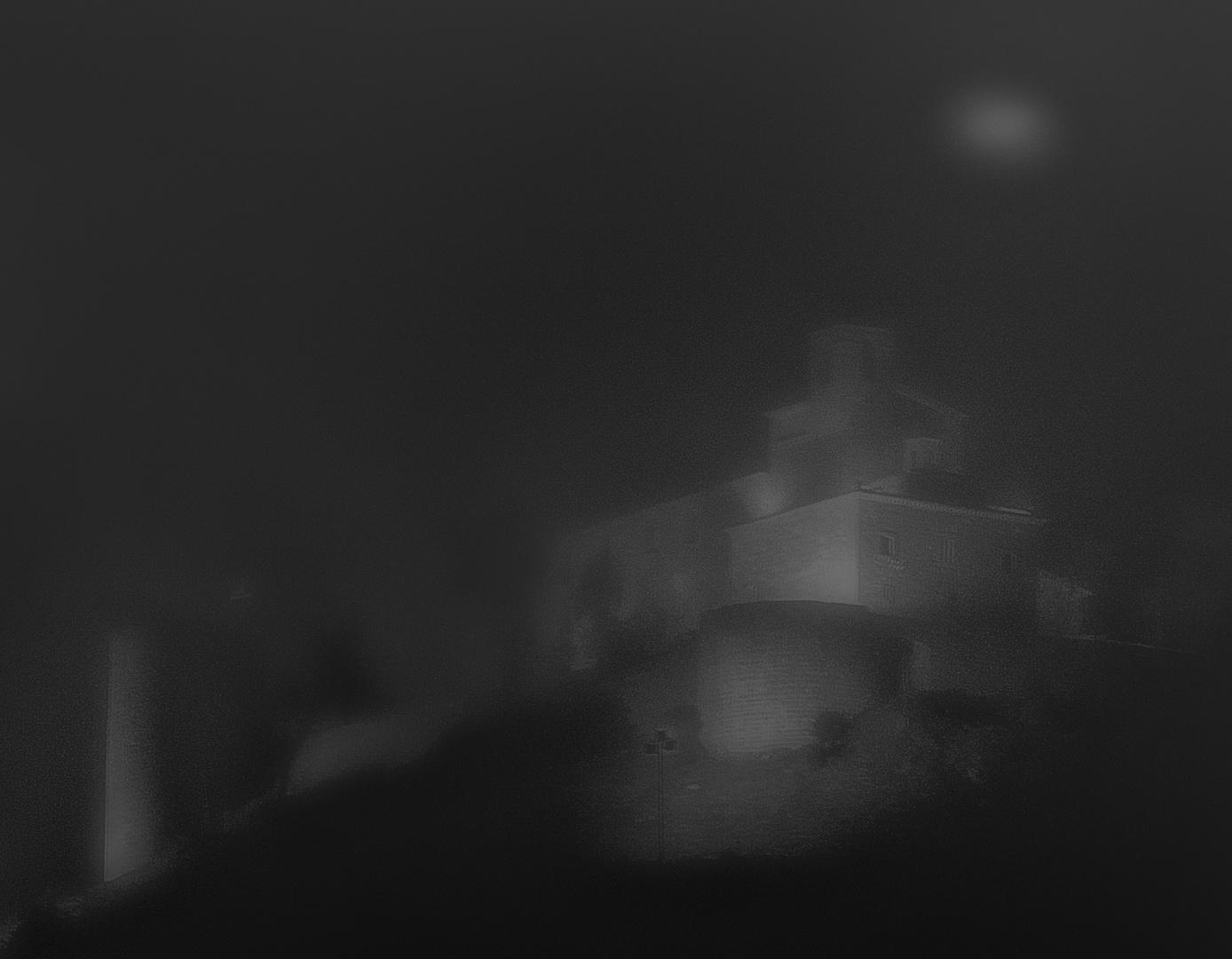 Atravesando la Niebla