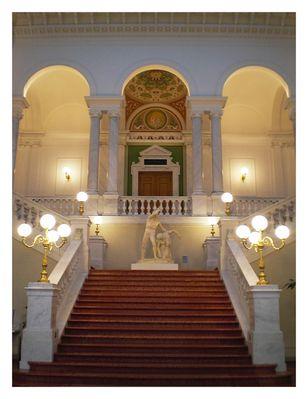 Atrium Bibliotheca Albertina